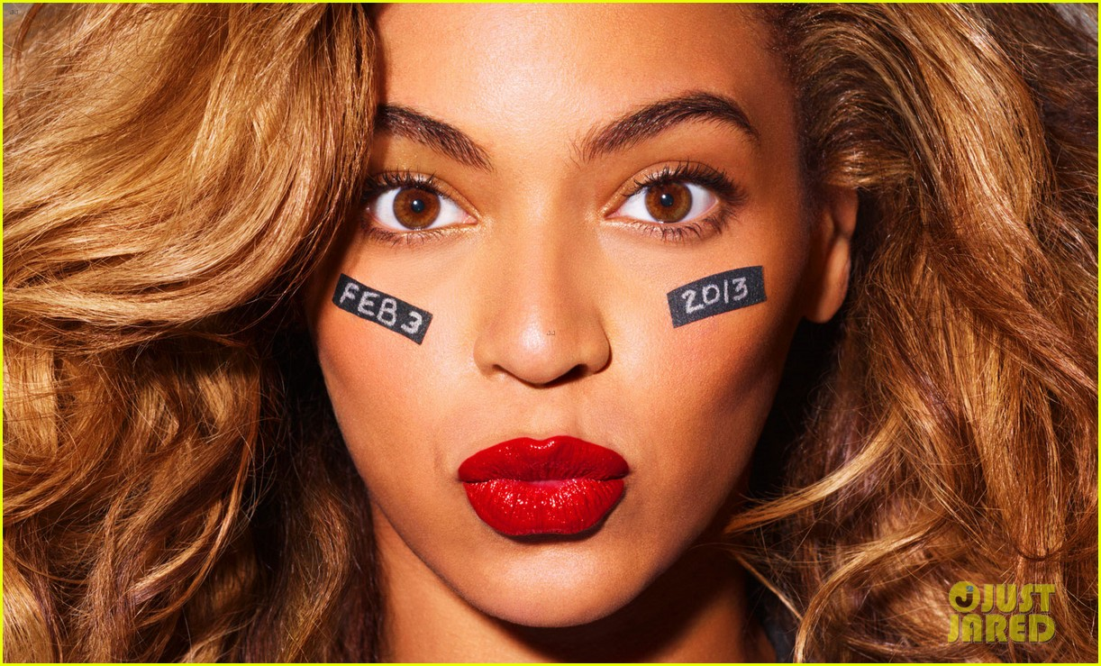 beyonce countdown to touchdown confirms super bowl gig
