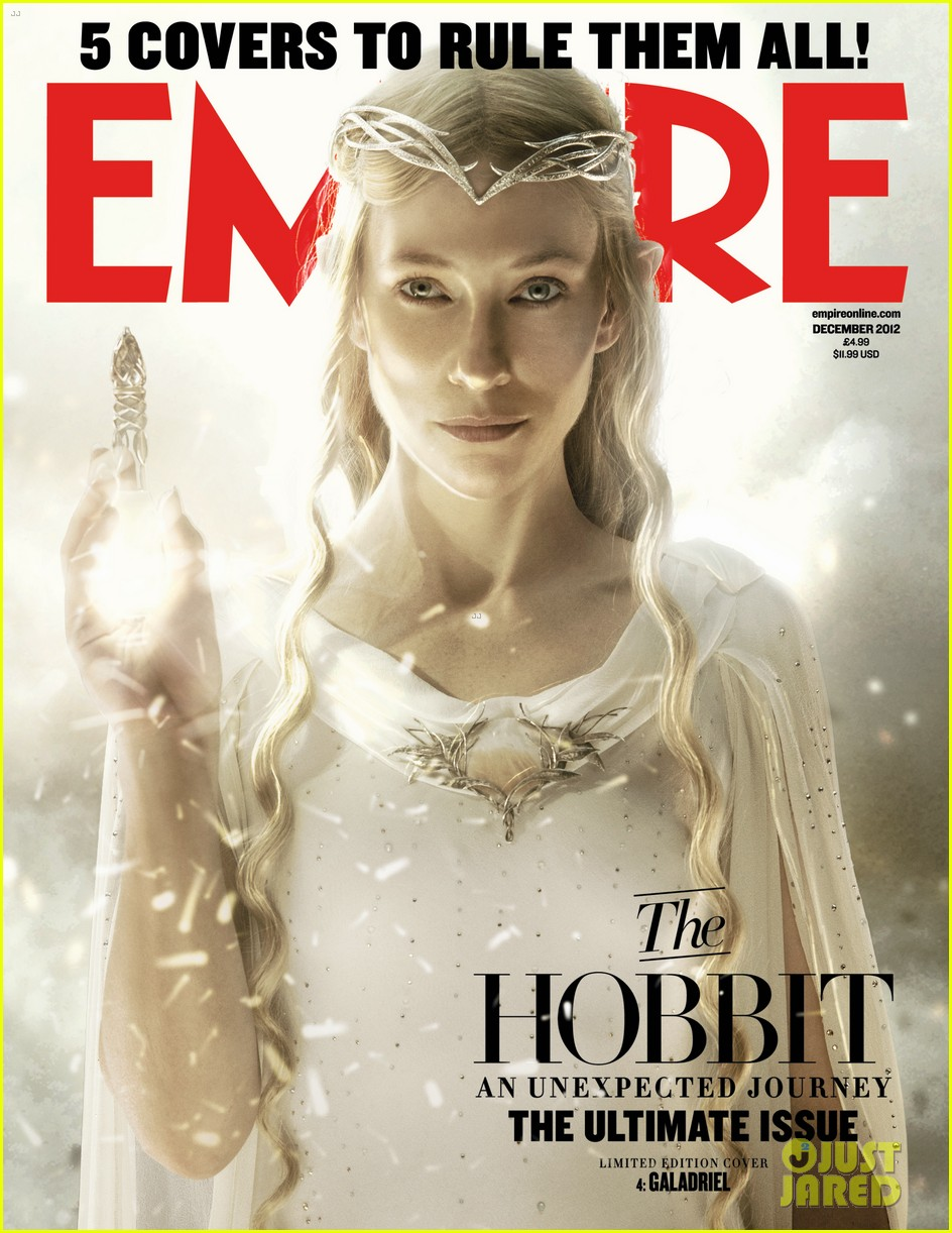 cate blanchett covers empire magazine as galadriel 01