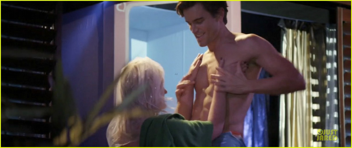 matt bomer magic mike ken doll striptease 10