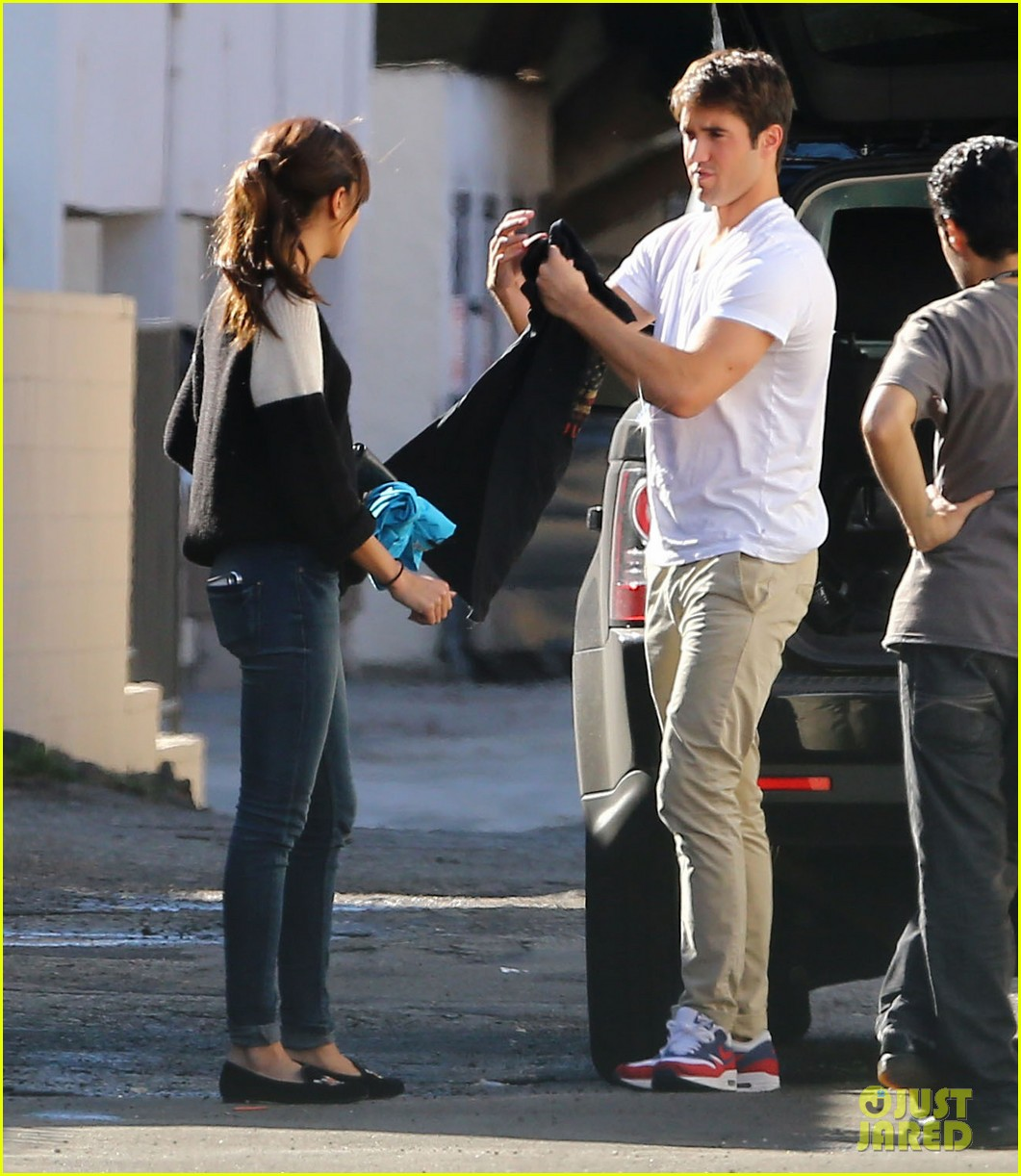joshua bowman ashley madekwe furniture shopping 25