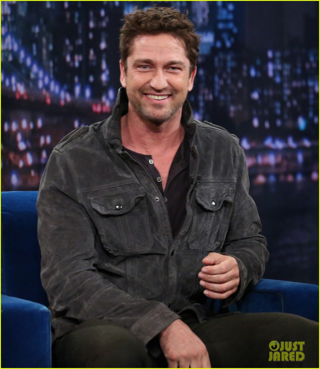 gerard butler late night with jimmy fallon appearance 042743298