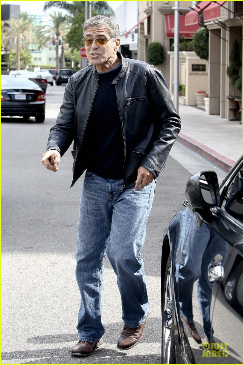 george clooney 58000 lunch date 052737284