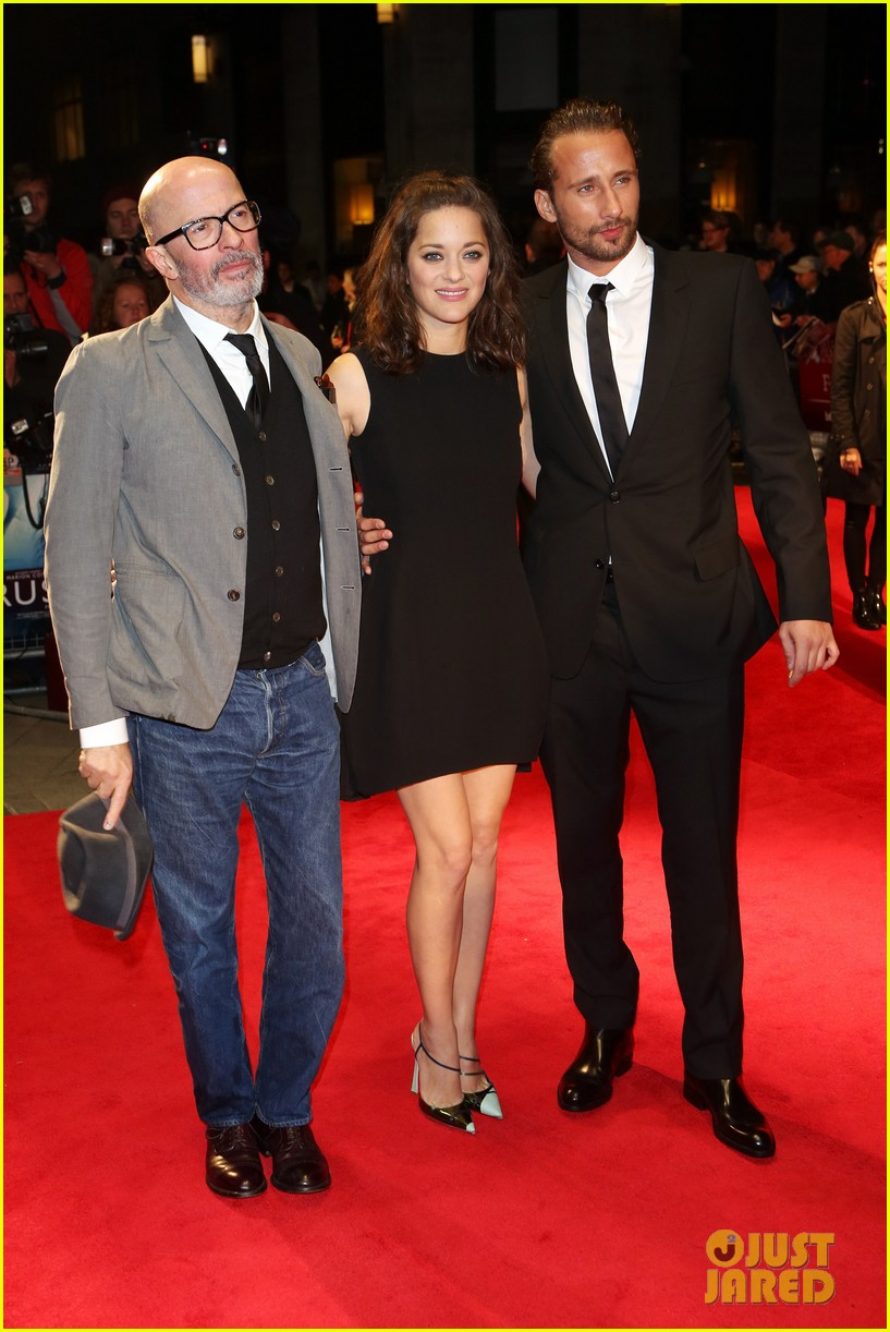 marion cotillard rust and bone london premiere 102737582