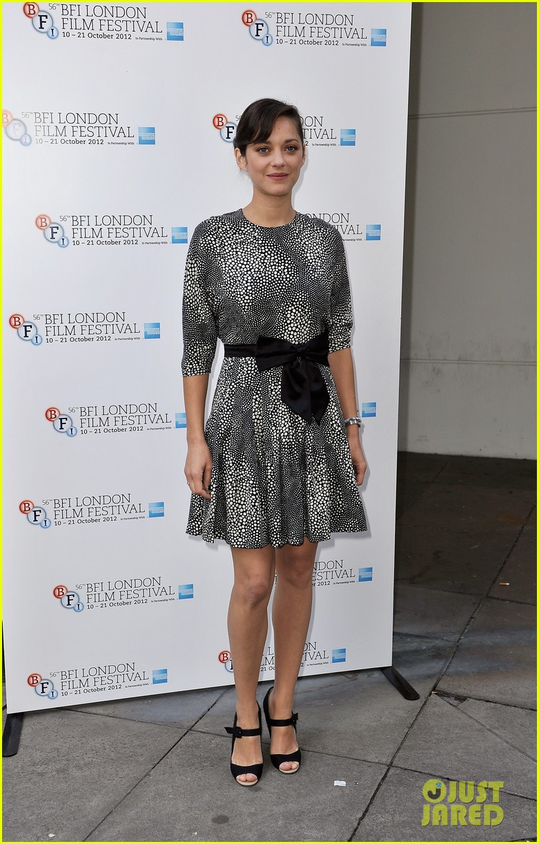 marion cotillard london film festival screen talk 01