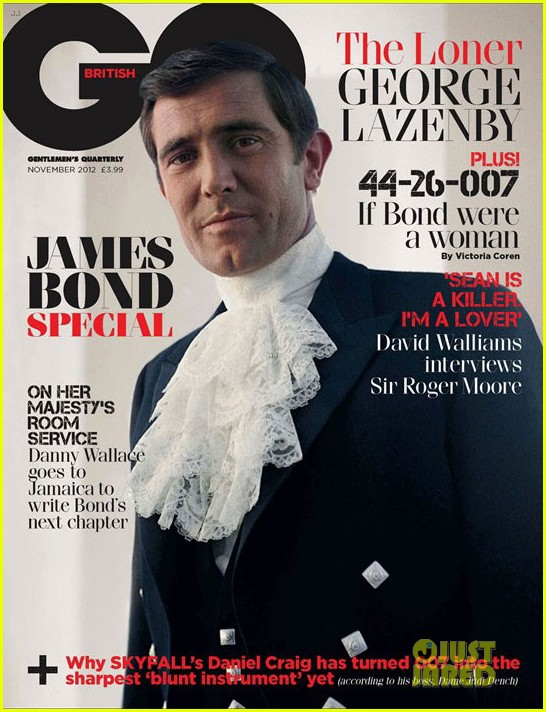 daniel craig covers british gq james bond special issue 05