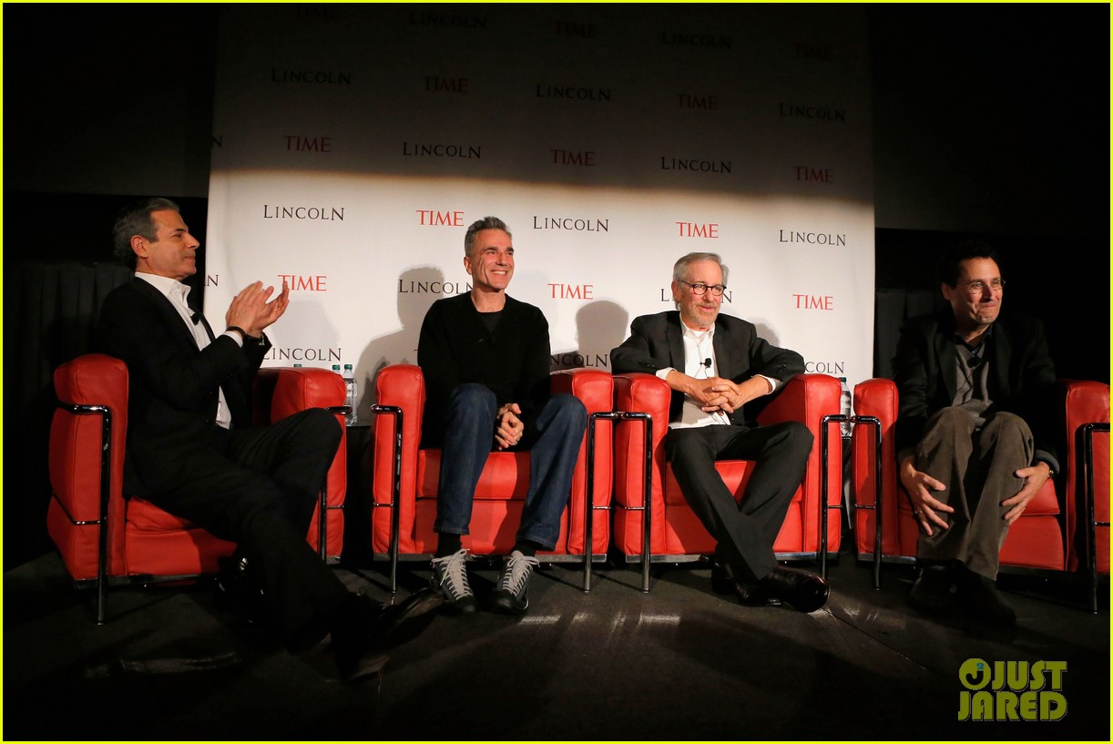 daniel day lewis steven spielberg lincoln screening 10