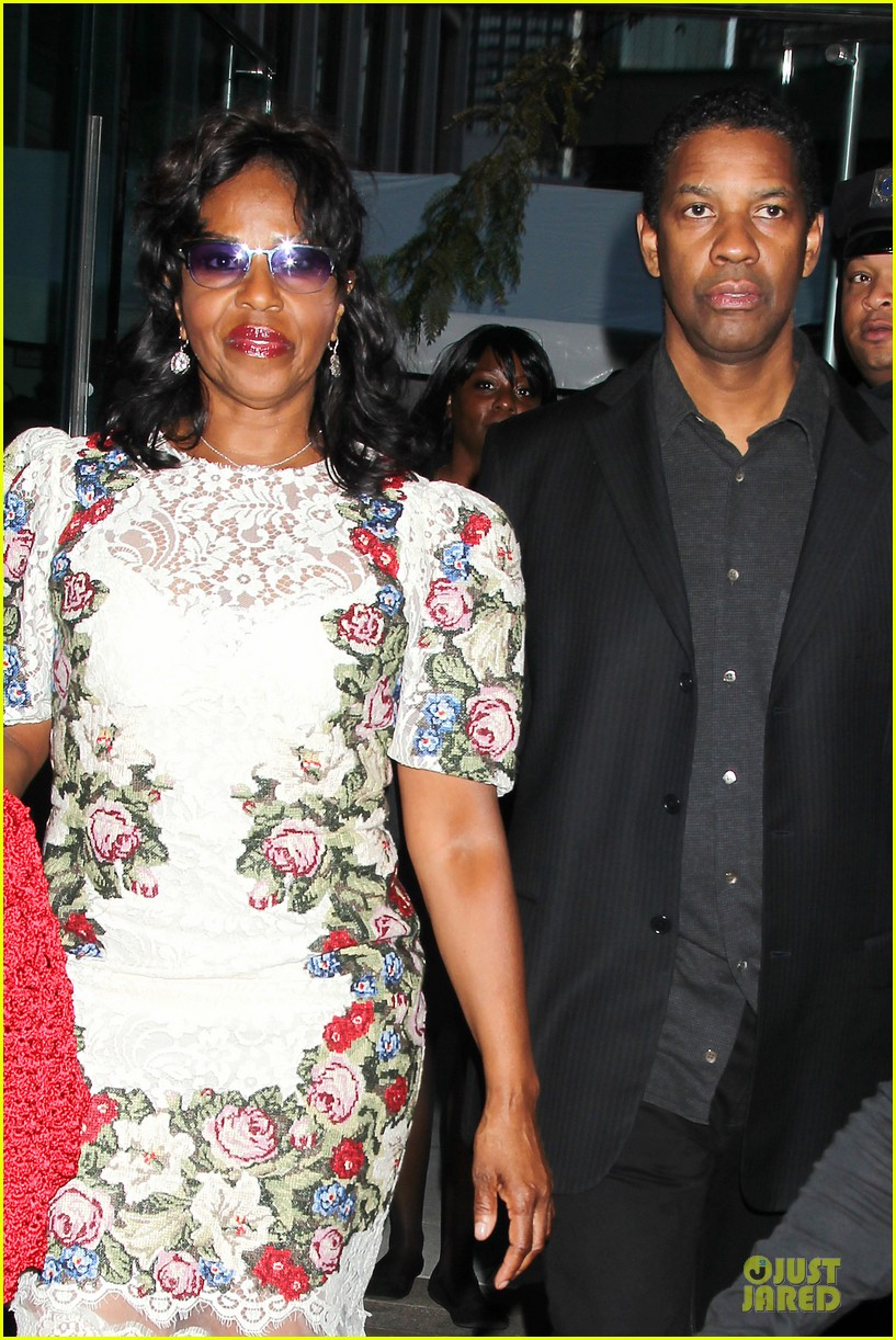 denzel washington melissa leo flight premiere at new york film festival 11
