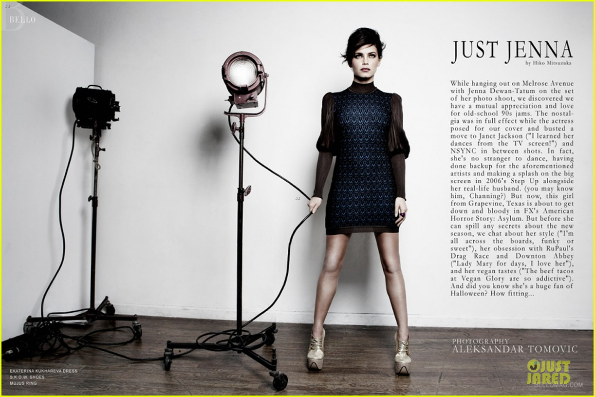 jenna dewan bello magazine cover 012733998