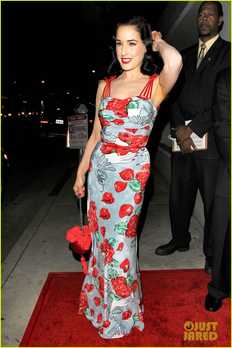 dita von teese launches dress collection los angeles 032741021