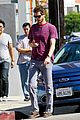 andrew garfield nautical sailing apparel shopping in venice 13
