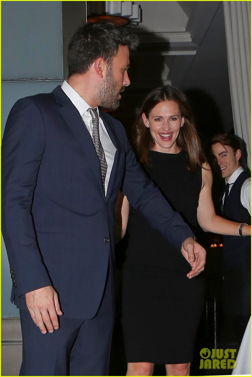 jennifer garner ben affleck fundraiser at spago 11