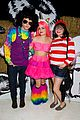 lucy hale chris zylka just jared halloween party 07