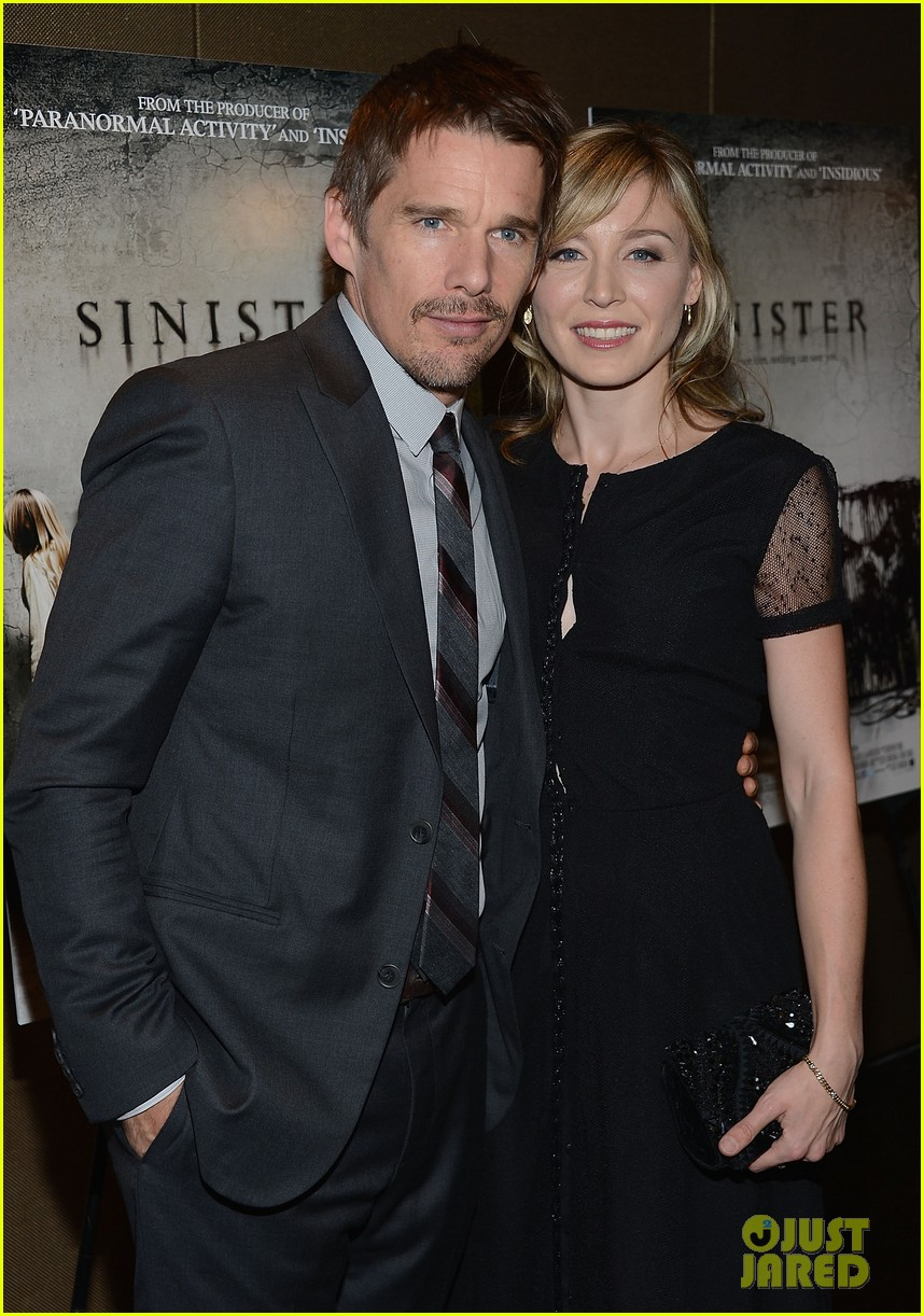 ethan hawke sinister new york premiere 02