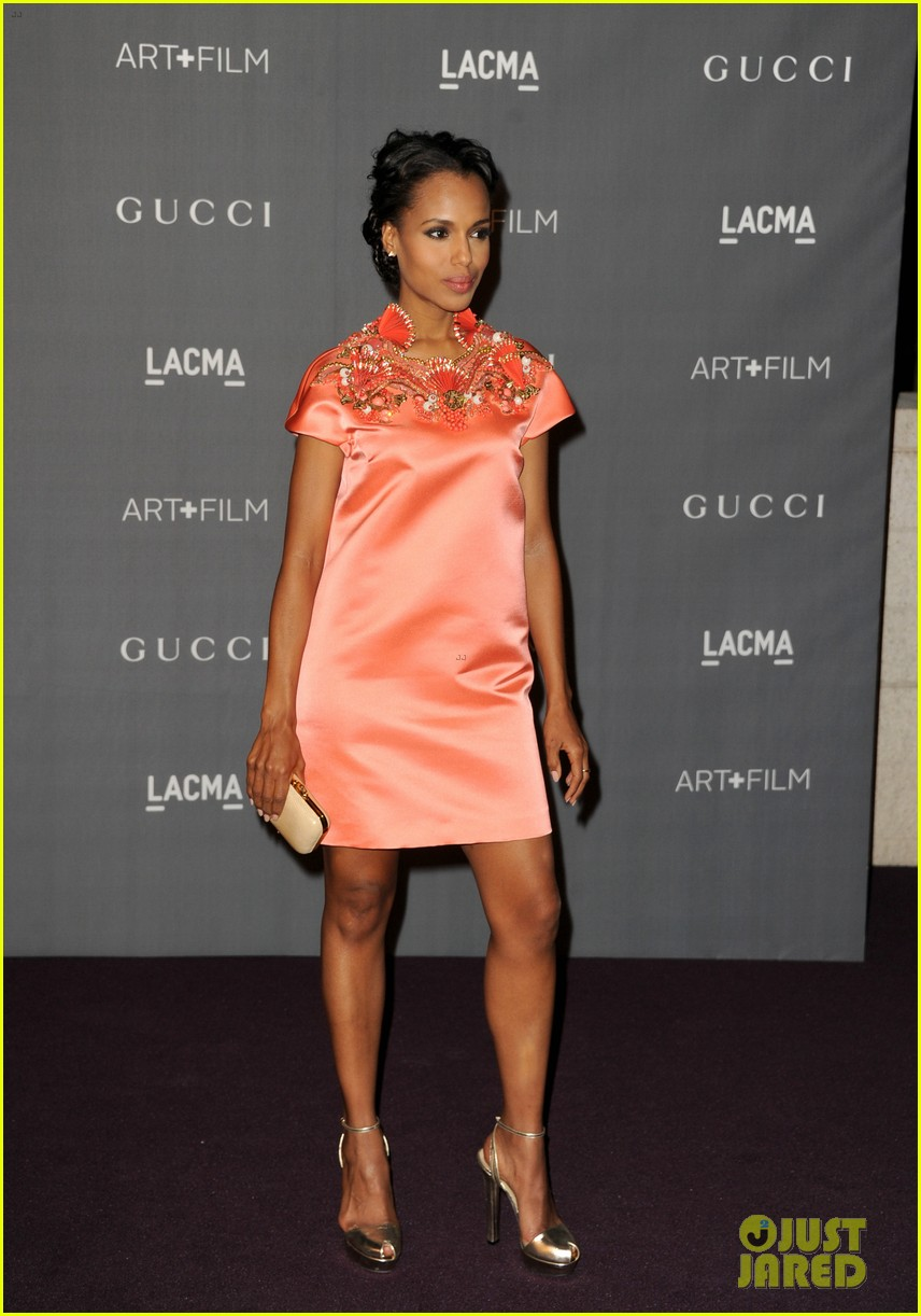 salma hayek kerry washington lacma art film gala 2012 03
