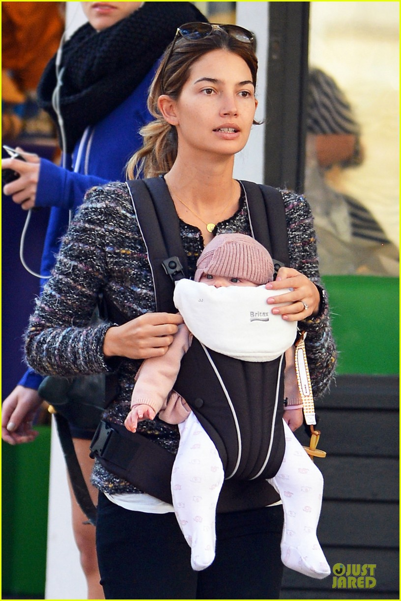 erin heatherton lily aldridge daughter dixie is godchild 02