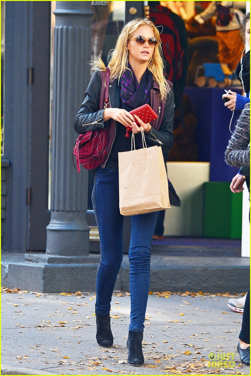 erin heatherton lily aldridge daughter dixie is godchild 04