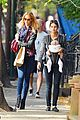 erin heatherton lily aldridge daughter dixie is godchild 07