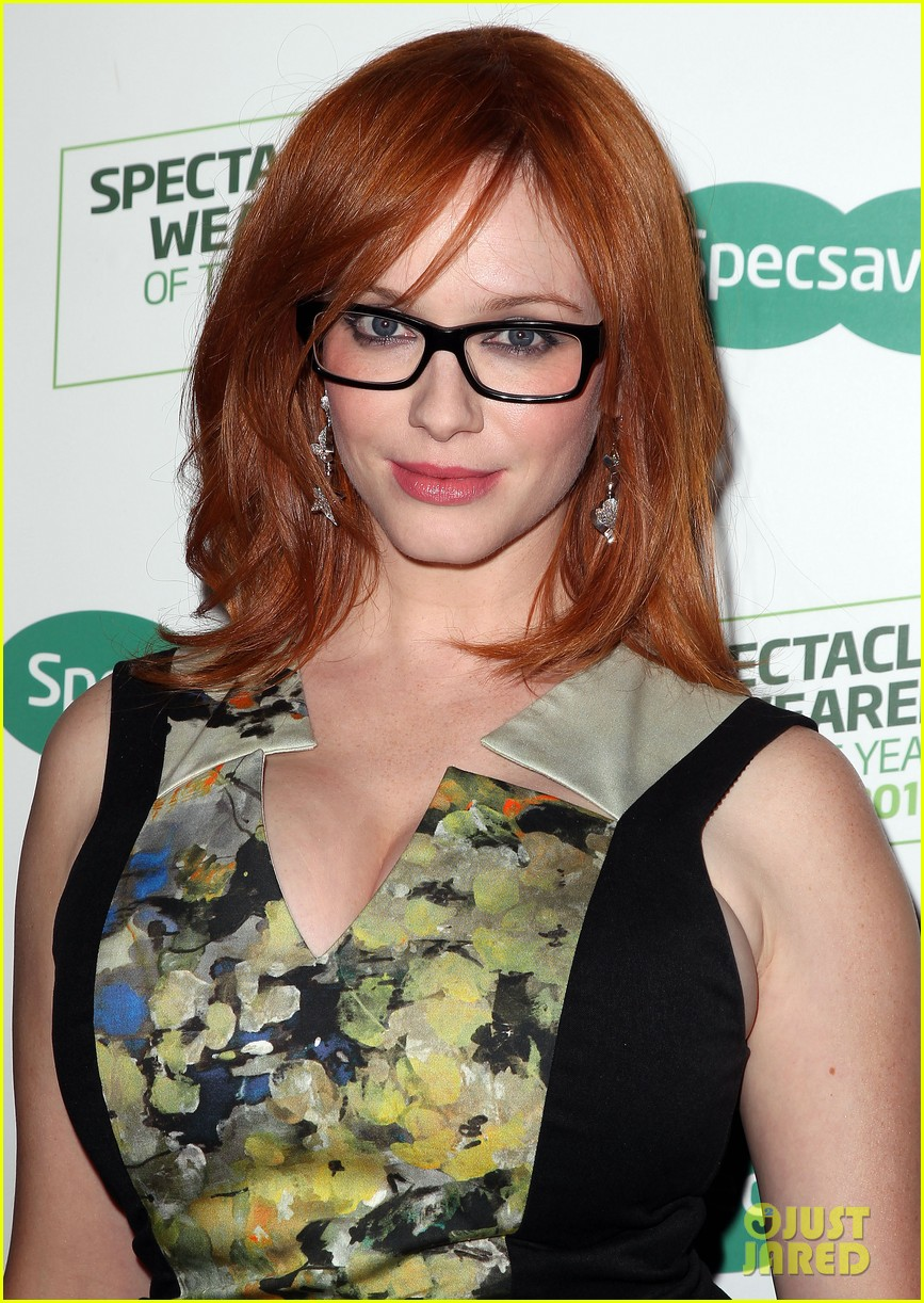 christina hendricks spec saver sydney 02