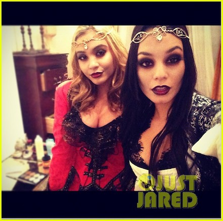 vanessa hudgens vampiress with stella 04