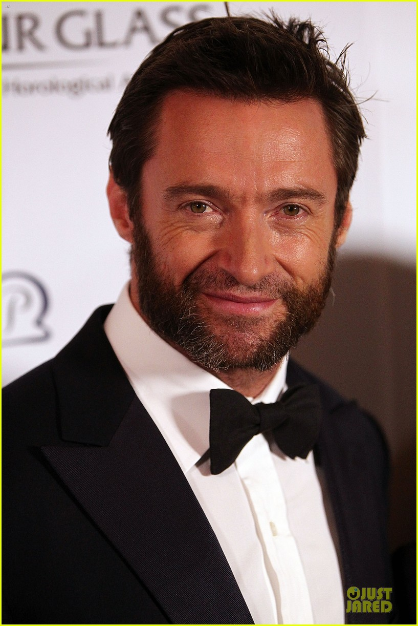 hugh jackman red ball with deborah lee furness 07