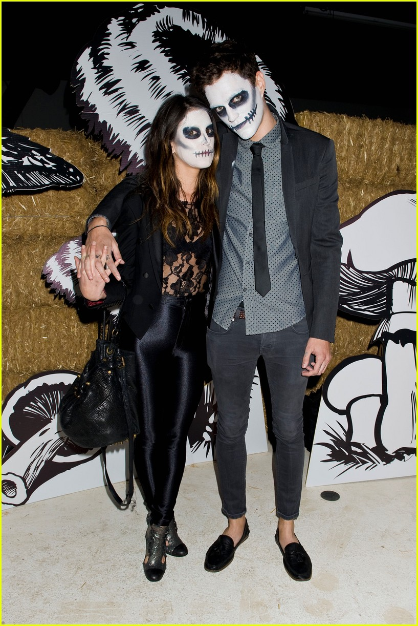 just jared halloween party 2012 02