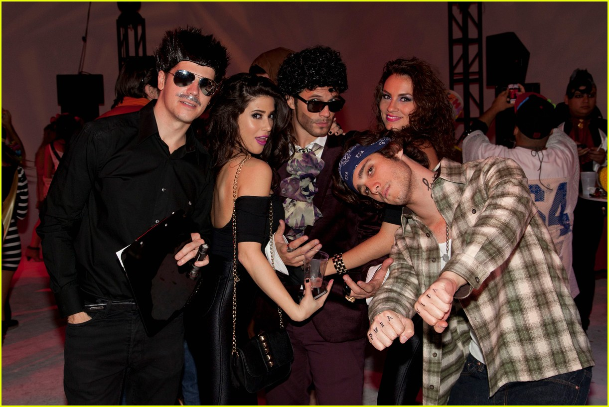 just jared halloween party 2012 06