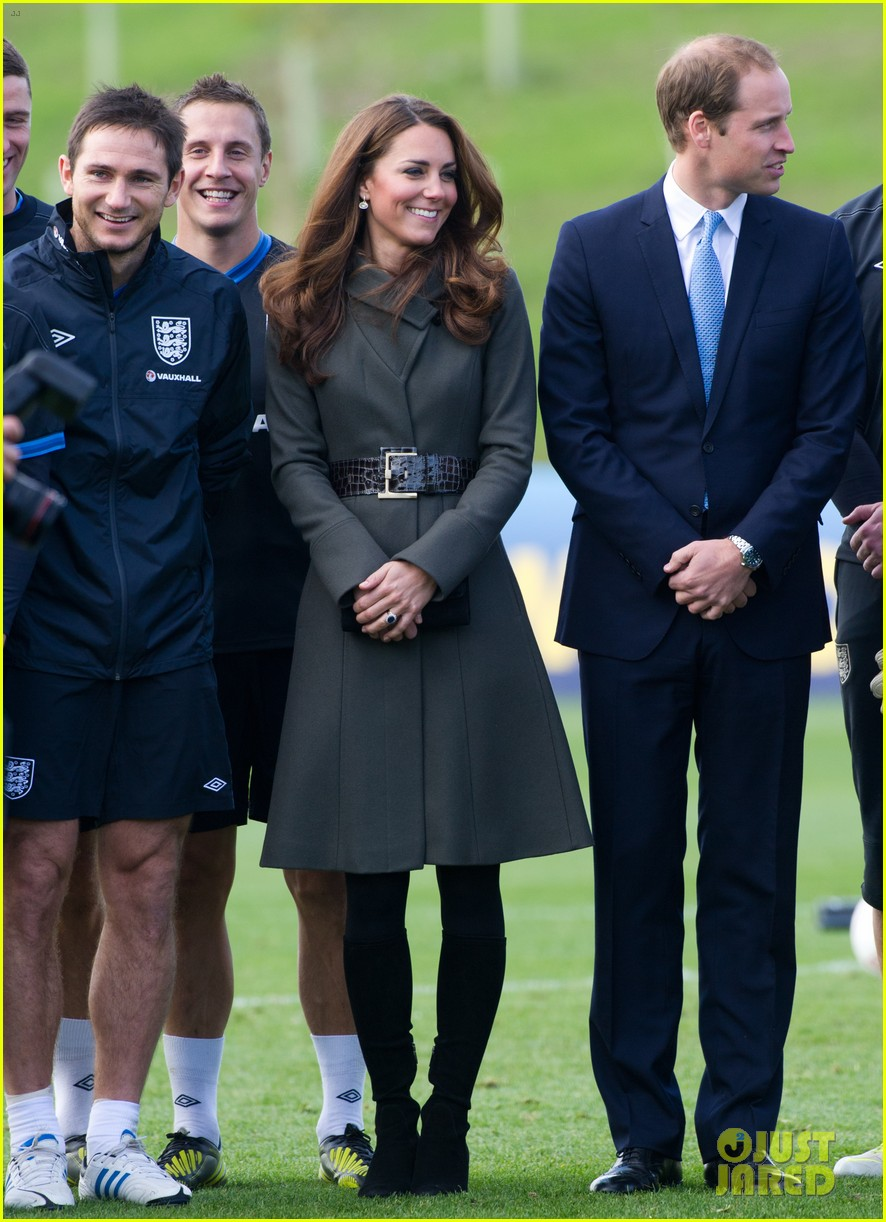 duchess kate prince william st georges park opening 082735333