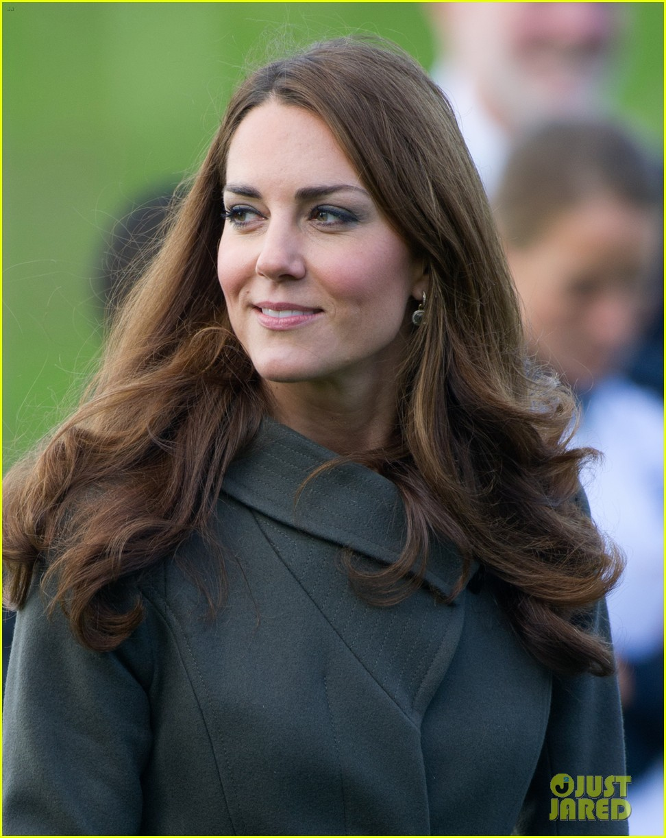 duchess kate prince william st georges park opening 17