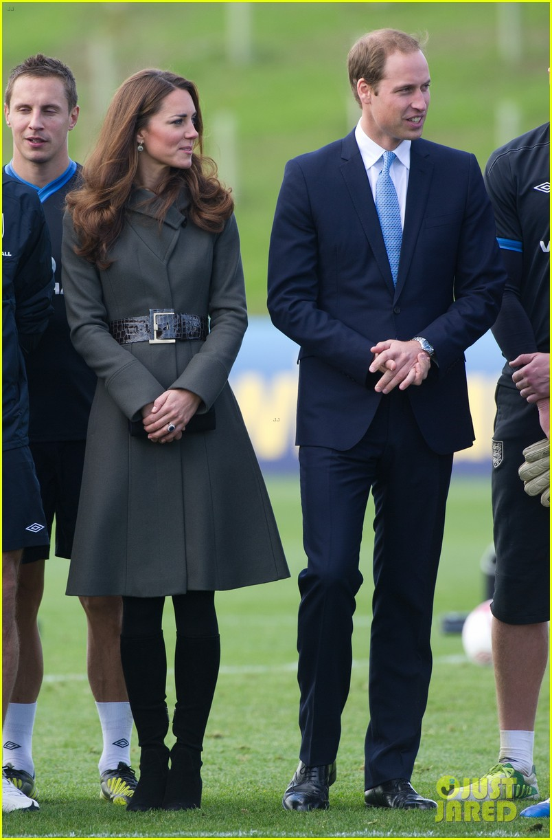 duchess kate prince william st georges park opening 24