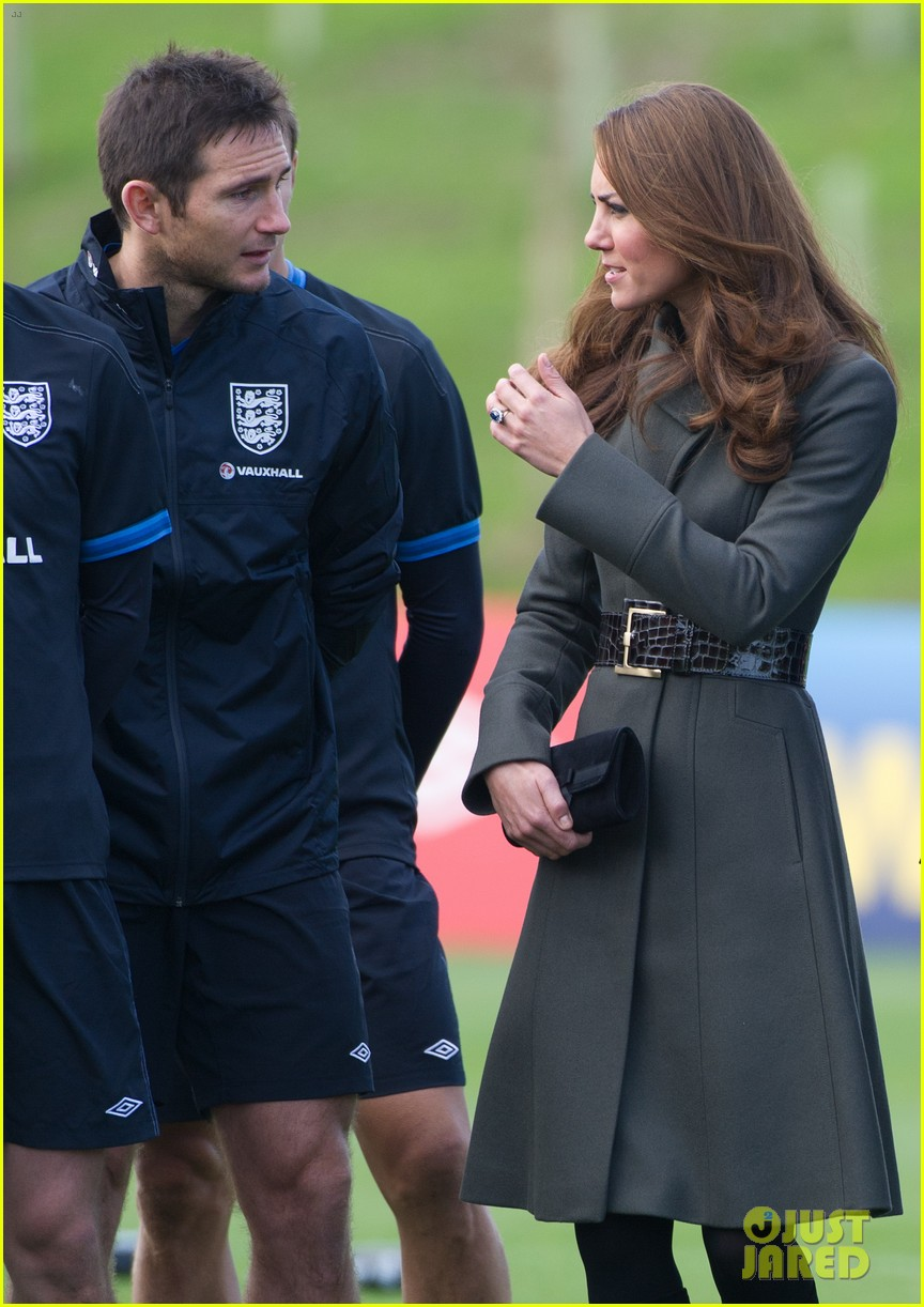 duchess kate prince william st georges park opening 26