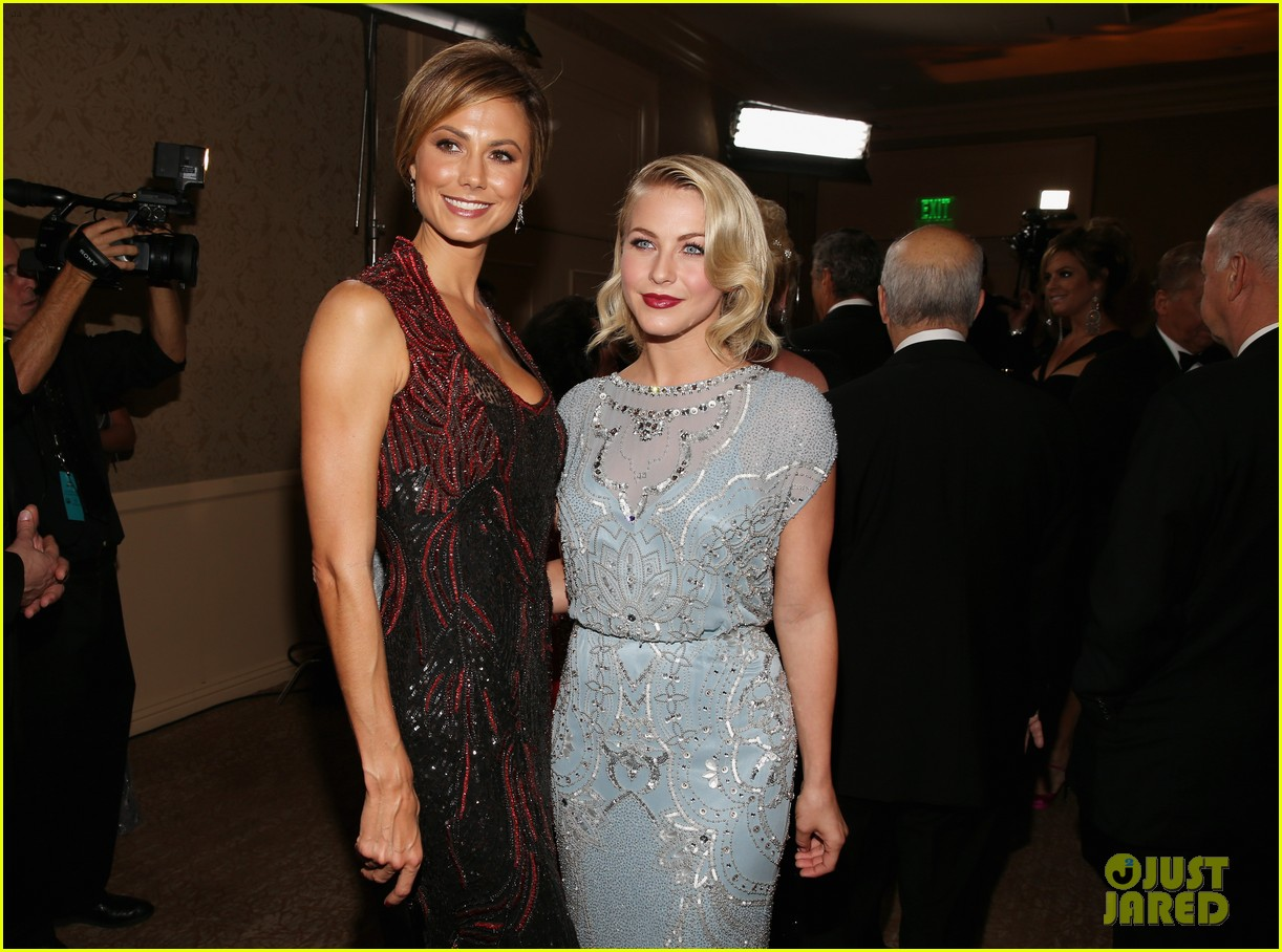 george clooney carousel of hope with stacy keibler 102741825
