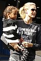 heidi klum sunday fun with  the kids 02