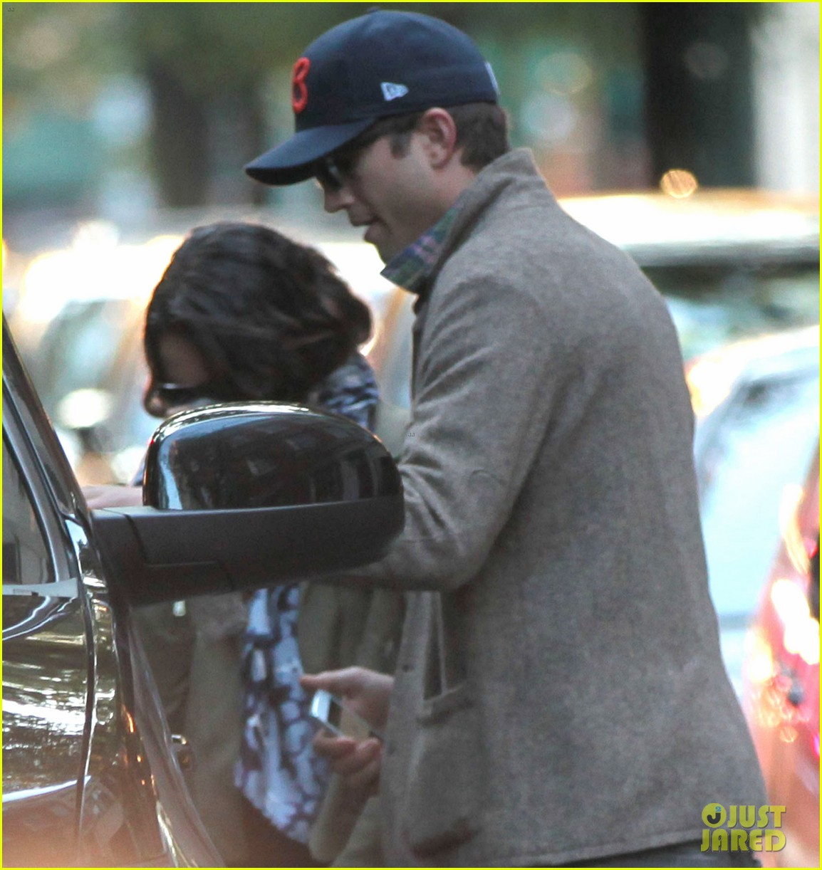 mila kunis ashton kutcher low profile in the big apple 062736279