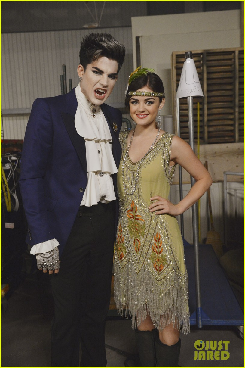 adam lambert pretty little liars stills 07