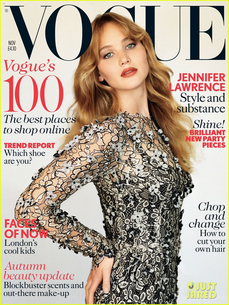 jennifer lawrence covers british vogue november 20122733113