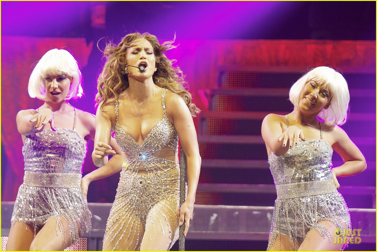 jennifer lopez madrid dance again concert 102734770