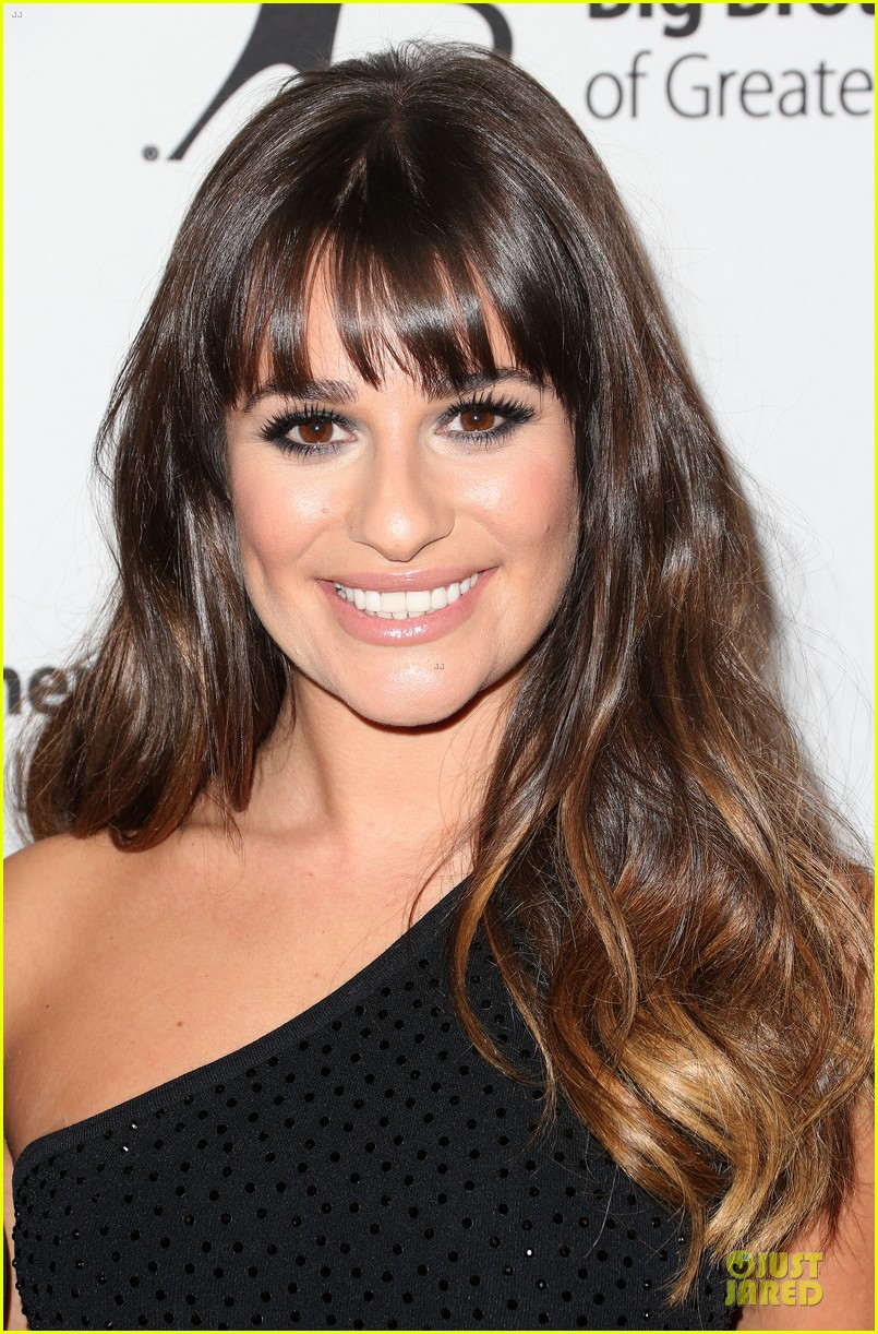 lea michele big brothers big s