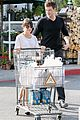 lea michele cory monteith football sunday cooking 17