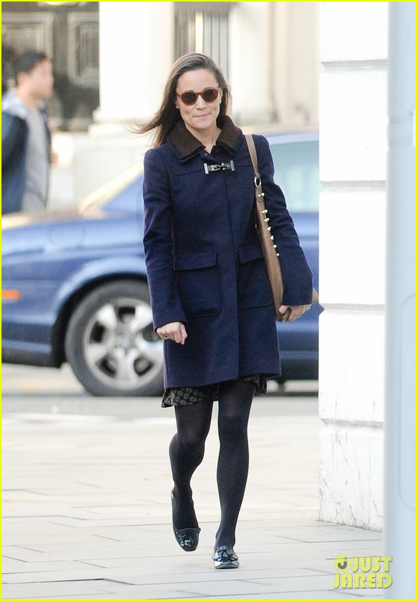 pippa middleton london errands 12