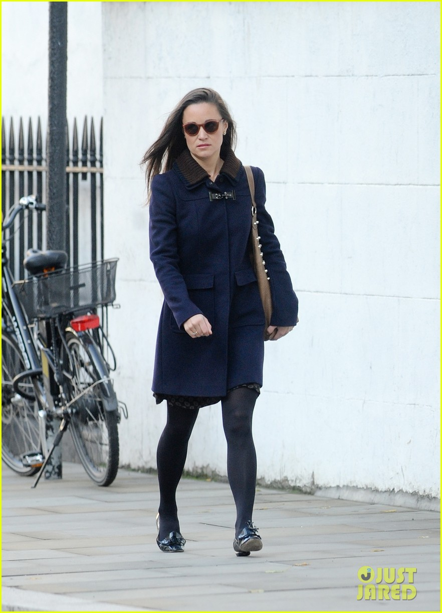 pippa middleton london errands 13