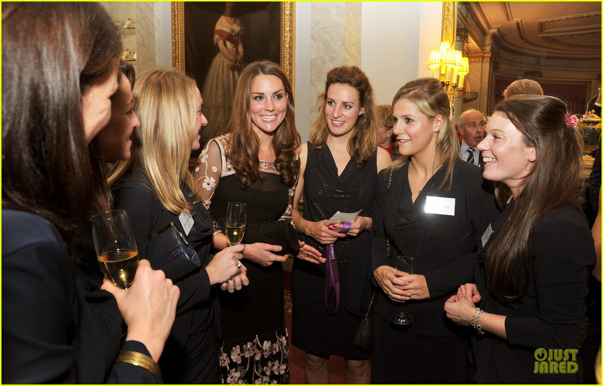 kate middleton team gb oylmpic & paralympic royal reception 03
