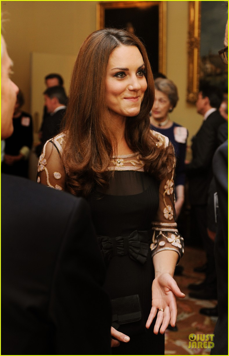 kate middleton team gb oylmpic & paralympic royal reception 12