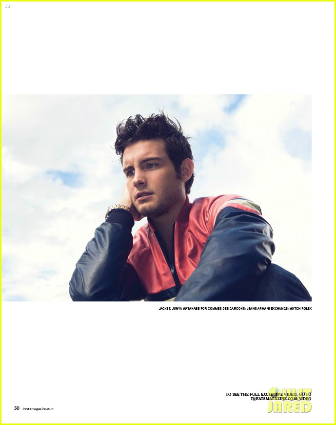 nico tortorella shirtless treats magazine feature 032748289