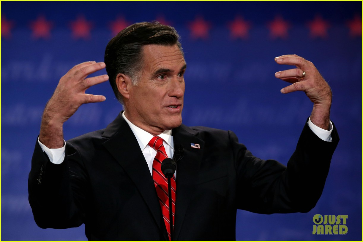 watch presidential debate barack obama mitt romney 272732649