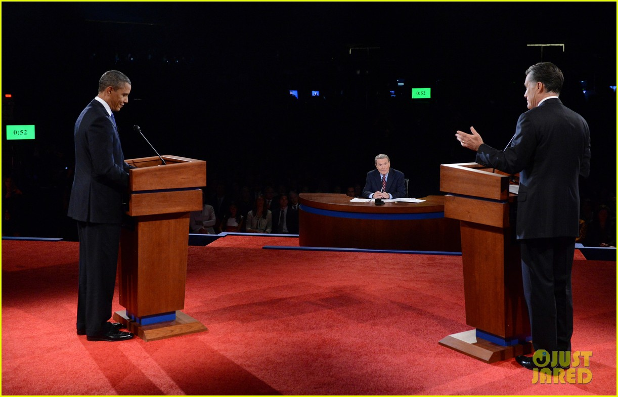 watch presidential debate barack obama mitt romney 30