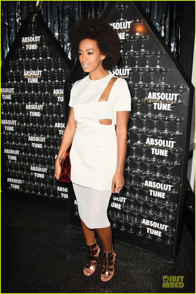 rita ora solange knowles absolut tune launch party 032735798