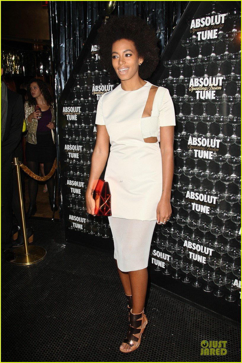 rita ora solange knowles absolut tune launch party 10