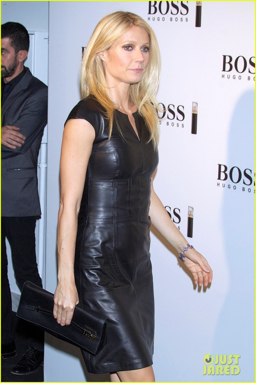 gwyneth paltrow boss fragrance launch madrid 12