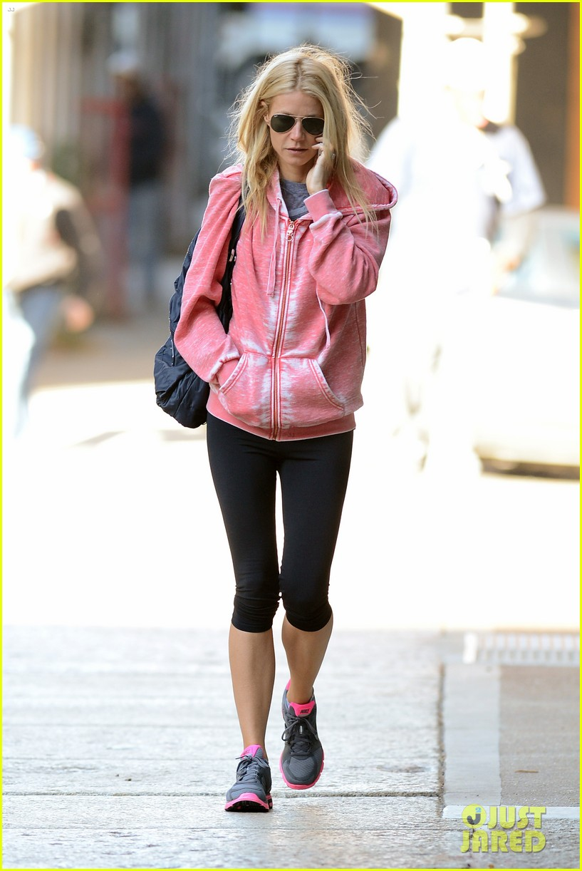 gwyneth paltrow big apple workout 052739197