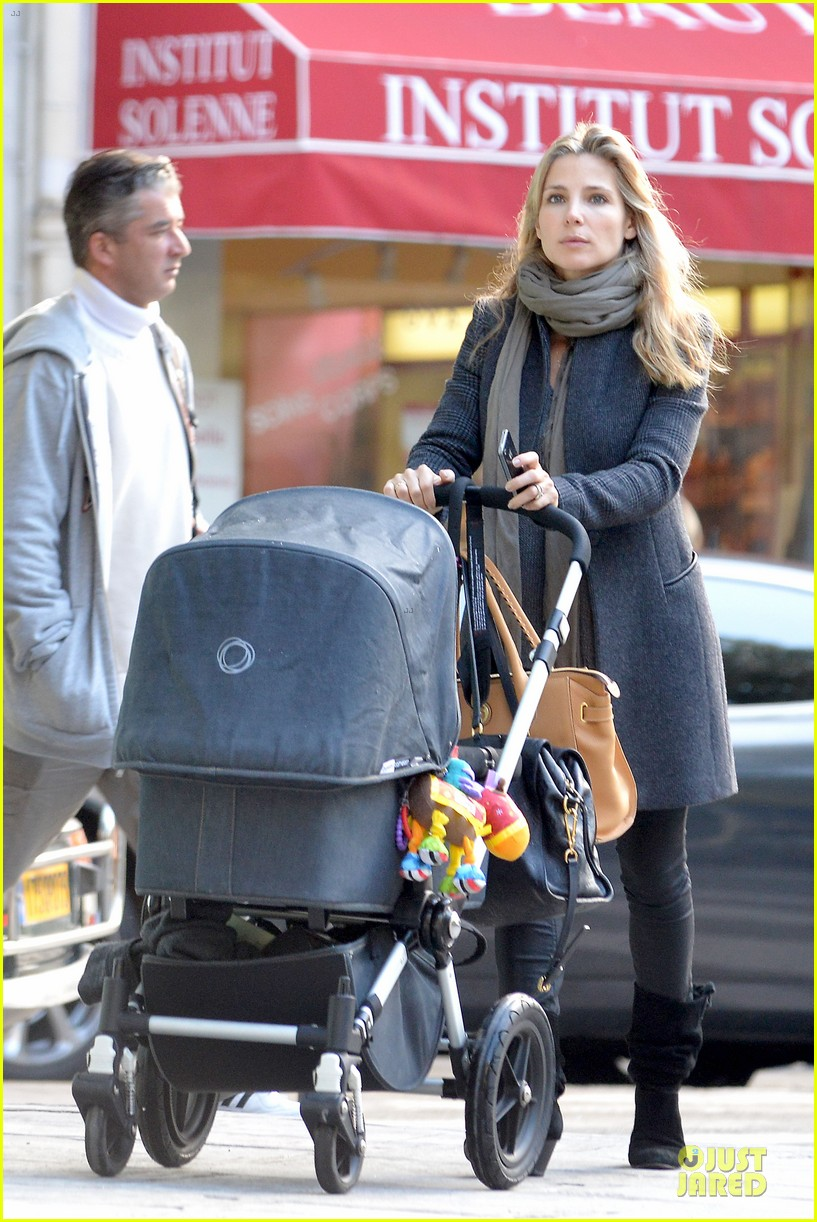 elsa pataky paris stroll with india 092733764